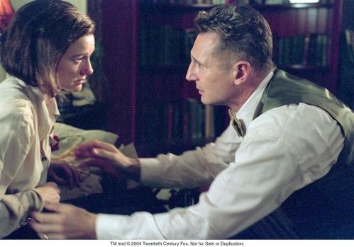 Laura Linney a Liam Neeson