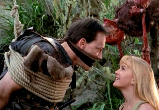 Ted Raimi + Renee O'Connor