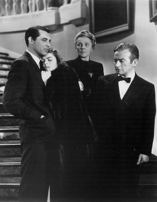 internet zahr. zdroj/fr Cary Grant Ingrid Bergman Leopoldine Konstantin Claude Rains