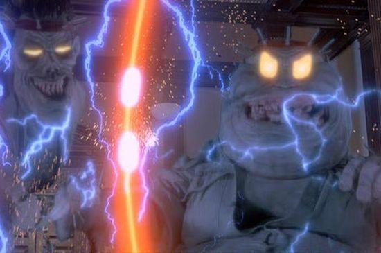 Krotitelé duchů II (1989)