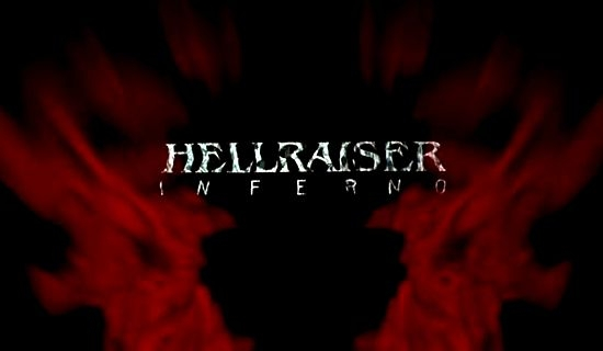 Hellraiser: Inferno (2000) [Video]