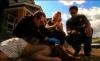 Jon Wellner + Marg Helgenberger + Gary Dourdan
