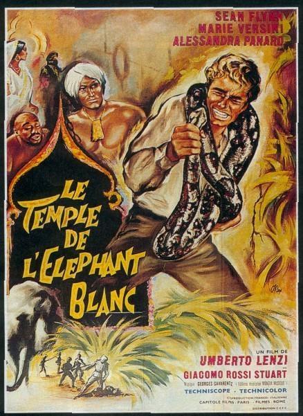 Chrám v džungli (1964)