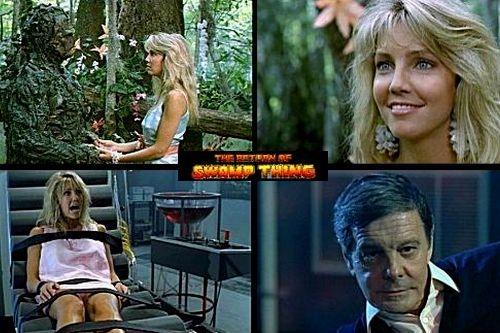 Návrat muže z bažin (1989)
