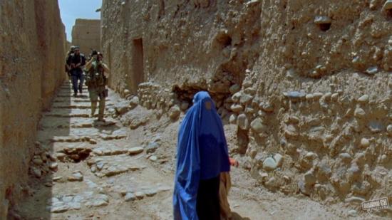 Hrozba v poušti (2008)