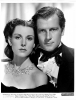Frances Dee a Joel McCrea - v civilu manželé