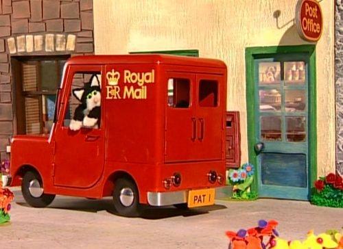 Pošťák Pat (1981) [TV seriál]