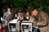 Steven Spielberg Harrison Ford Cate Blanchett