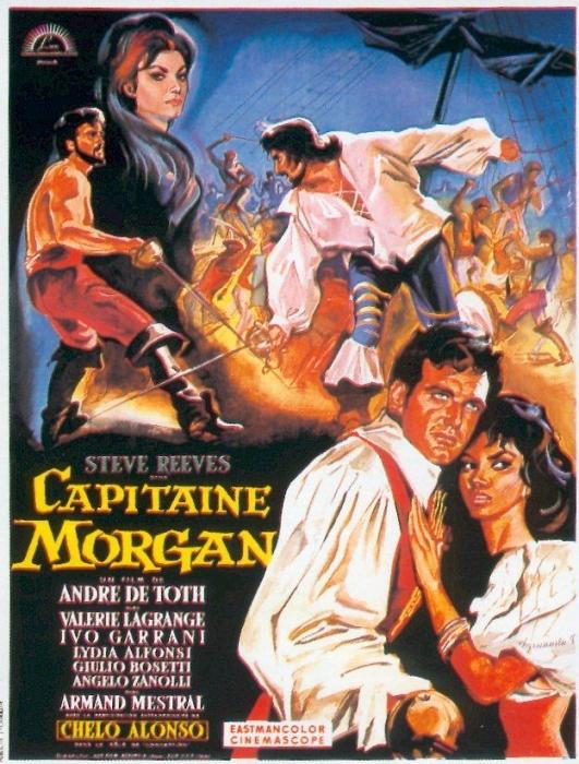 Pirát Morgan (1961)