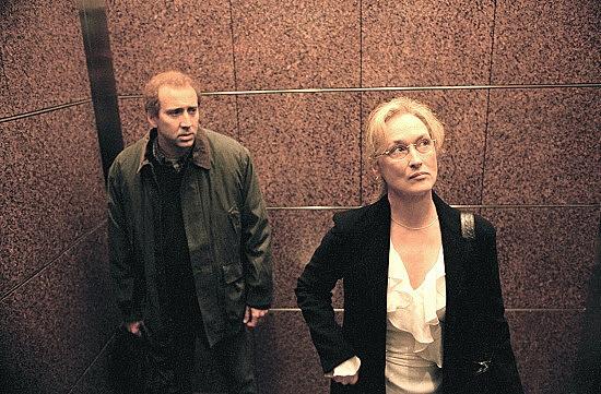 Nicolas Cage a Meryl Streep