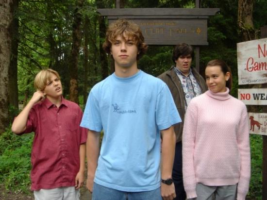 Honba za lesním mužem (2006)