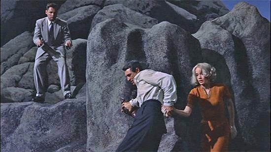 Na sever severozápadní linkou (1959)