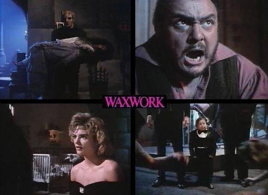 Voskové muzeum (1988)