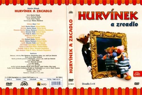 Hurvínek a zrcadlo (2004)