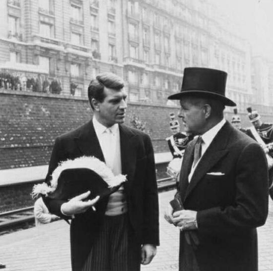 Pařížanka (1957)
