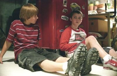 Alex Neuberger a Cameron Bright