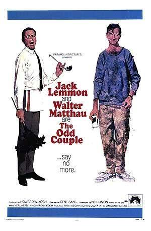 Podivný pár (1968)