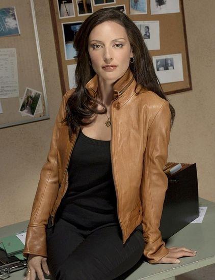 Myšlenky zločince (2005) [TV seriál] - Lola Glaudini