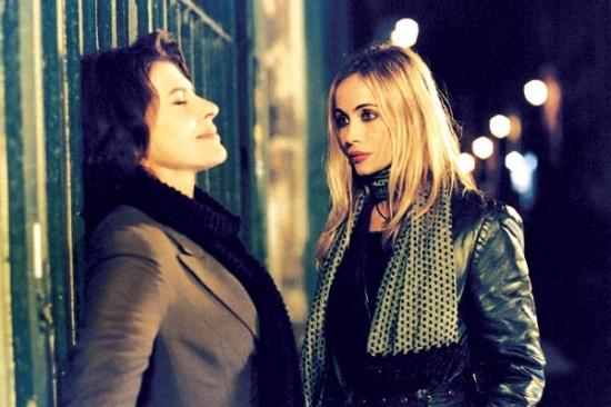 Fanny Ardant a Emmanuelle Béart