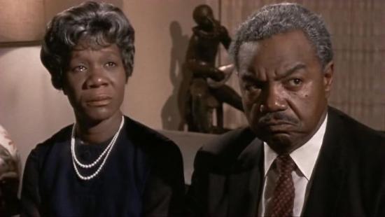 B. Richards a R. Glenn (pán a paní Prenticovi)