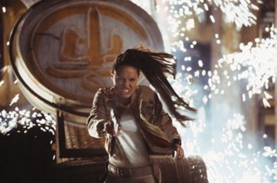 Lara Croft Tomb Raider: Kolébka života (2003)