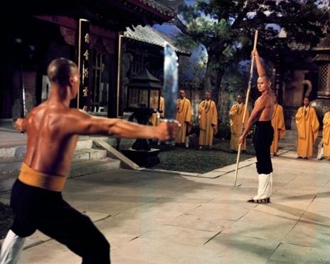36. komnata Shaolinu (1978)