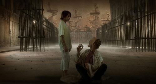 Maska zrcadla (2005)