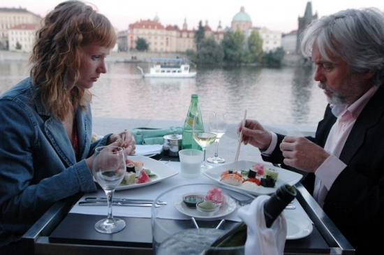 Marcela a Evžen - první rande