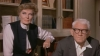 K. Hepburn a S. Tracy jako Christina a Matt Draytonovi