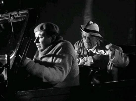 Mieczysław Czechowicz a Stanisław Milski