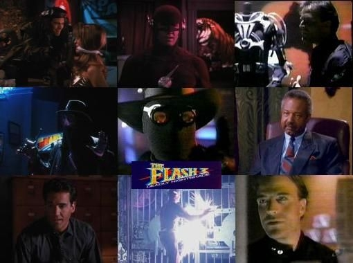 Flash 3 (1992) [Video]
