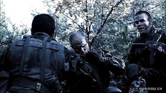 Za nepřátelskou linií 2 – Osa zla (2006)