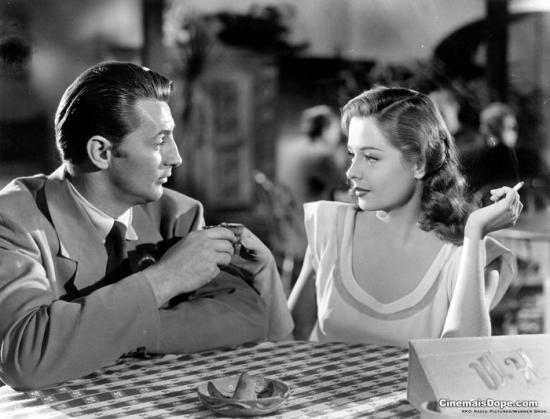 Pryč od minulosti (1947)
