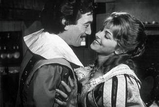P. Pradaieu - Constance Bonacieux a G.Barray - D´Artagnan