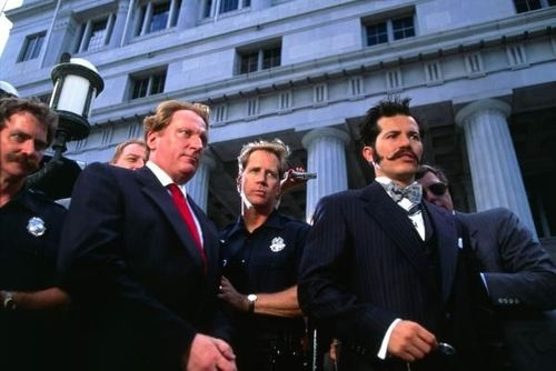 Jeffrey Jones + John Leguizamo