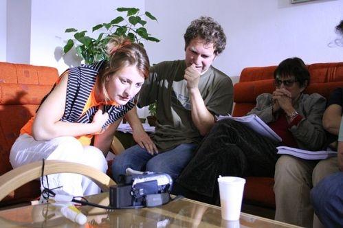 Anna Polívková, Martin Štrba, Věra Chytilová
