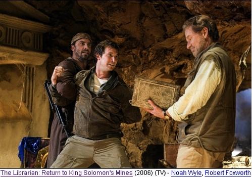 Flynn Carsen 2: Návrat do dolů krále Šalamouna (2006) [TV film]