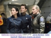 Jamie Bamber, Katee Sackhoff a Stephanie Chaves-Jacobsen