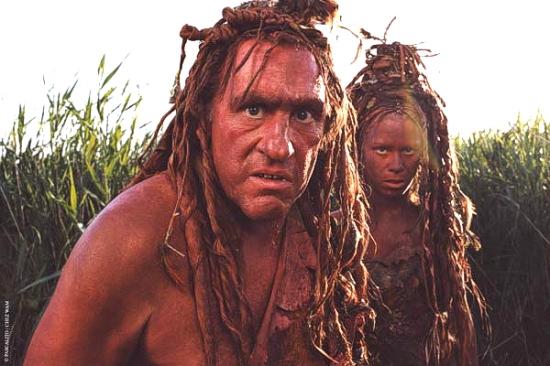 Gérard Depardieu a Marina Foïs