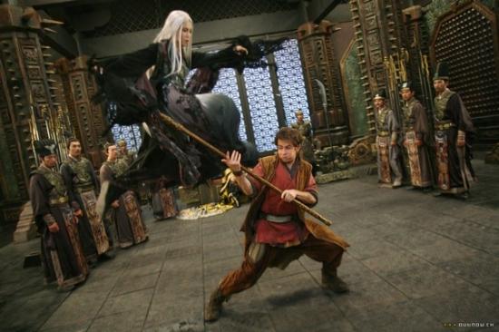 Zakázané království (2008)