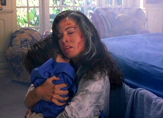 Heather Langenkamp + Miko Hughes