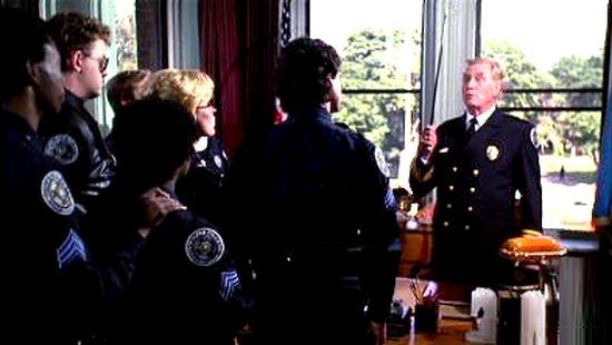 Policejní akademie 3: Znovu ve výcviku (1986)