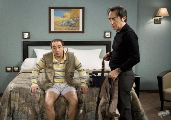 Osina v zadku (2008)