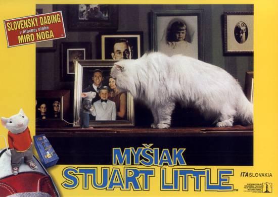 Myšák Stuart Little (1999)