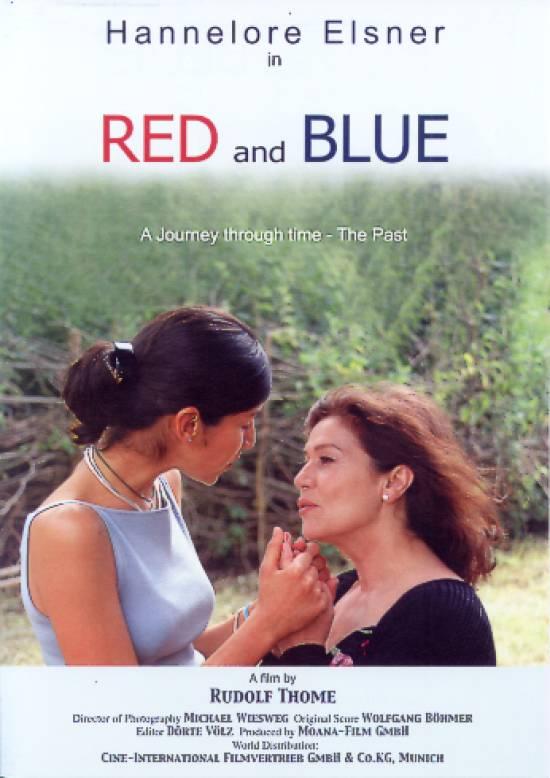 Červená a modrá (2003)