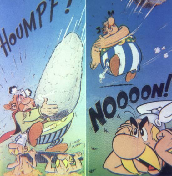 Astérix a velký boj (1989)