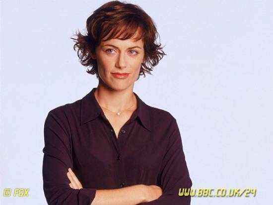 Sarah Clarke jako Nina Myers
