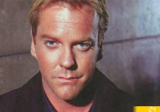 Kiefer Sutherland jako Jack Bauer