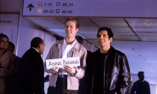 Rabín, kněz a krásná blondýnka (2000)