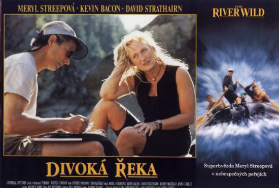 David Strathairn a Meryl Streep